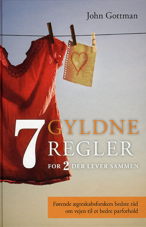 Image of   7 gyldne regler for to der lever sammen