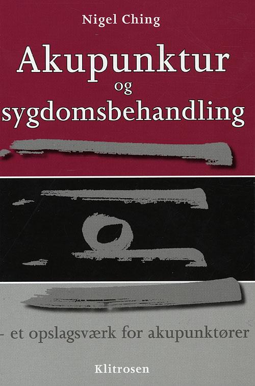 N/A – Akupunktur og sygdomsbehandling på bog & mystik