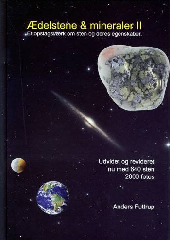 N/A – ædelstene og mineraler ii på bog & mystik
