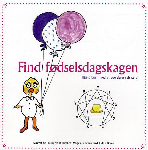 N/A Find fødselsdagskagen på bog & mystik