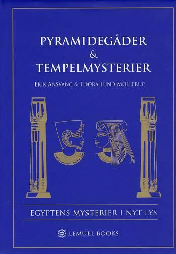 N/A Pyramidegåder & tempelmysterier - bind 1 fra bog & mystik