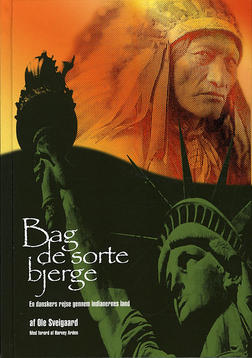 Image of   Bag de sorte bjerge