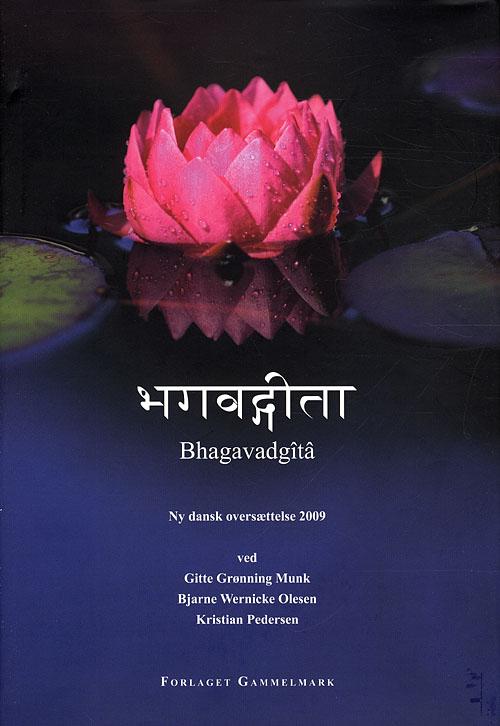 N/A – Bhagavadgita ny dansk oversættelse 2009 på bog & mystik