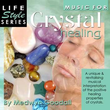 N/A Music for crystal healing på bog & mystik