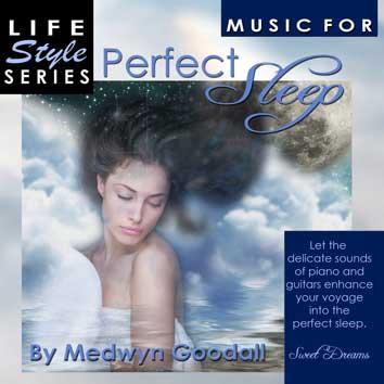 Music for perfect sleep medwyn goodall fra N/A på bog & mystik