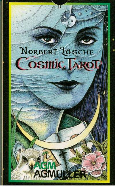 N/A – Cosmic tarot - tarotkort fra bog & mystik