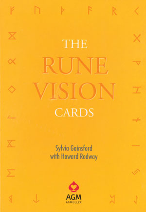 N/A Rune vision cards fra bog & mystik