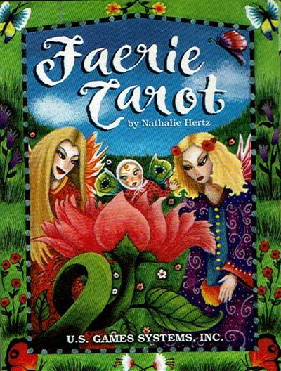 Image of   Faerie Tarot - Tarotkort