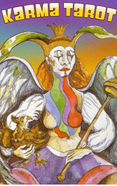 N/A – Karma tarot fra bog & mystik