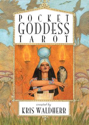 Goddess tarot pocket fra N/A på bog & mystik