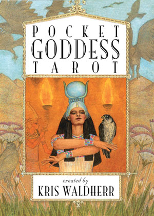 Image of   Goddess Tarot Pocket