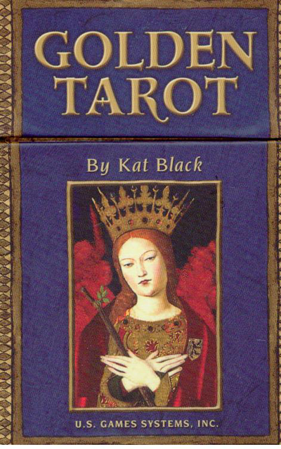 Golden Tarot
