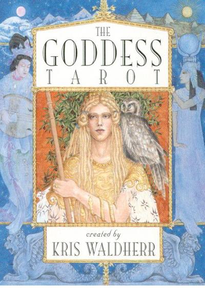 N/A – Goddess tarot på bog & mystik