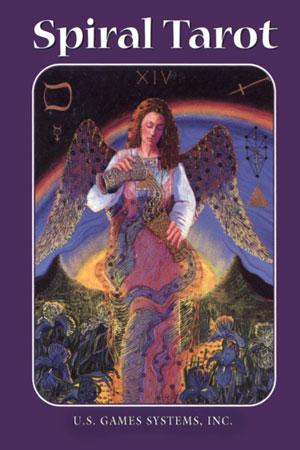Spiral tarot fra N/A fra bog & mystik