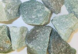 N/A – Aventurin grøn rå - pr sten fra bog & mystik