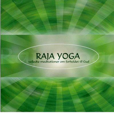N/A Raja yoga - vejledte meditationer på bog & mystik