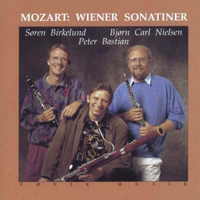 N/A Mozart wiener sonatiner fra bog & mystik