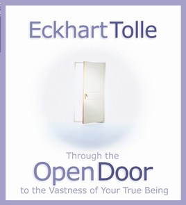 Lydbog - Through the Open Door - Eckhart Tolle