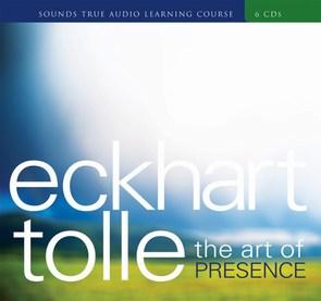 N/A Lydbog - the art of presence - eckhart tolle fra bog & mystik