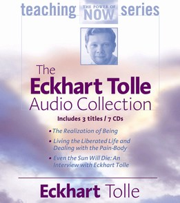 Lydbog - The Eckhart Tolle Audio Collection - Eckhart Tolle