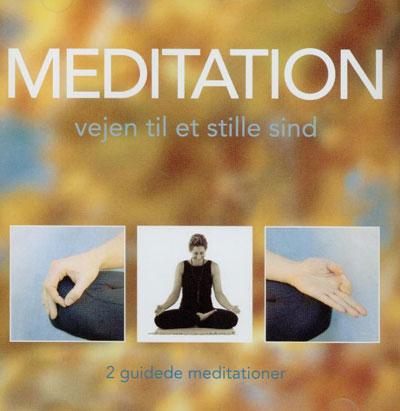 N/A – Meditation - vejen til et stille sinde fra bog & mystik