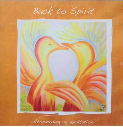N/A – Back to spirit - afspænding og meditation fra bog & mystik