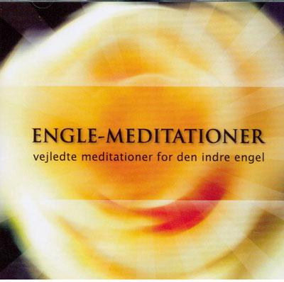 N/A – Engle-meditationer - vejledte meditationer for den indre engel fra bog & mystik