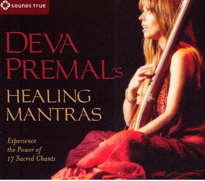 N/A Deva premals healing mantras - dobbelt cd fra bog & mystik