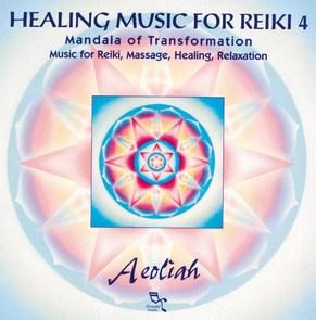 N/A – Healing music for reiki 4 fra bog & mystik