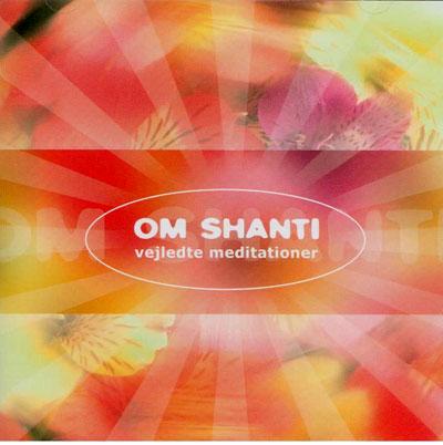 N/A Om shanti - vejledte meditationer på bog & mystik
