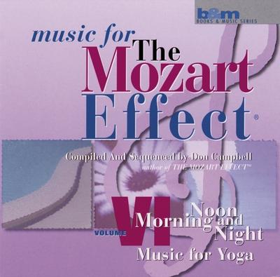 N/A Mozart effekten 6 - yoga & meditation fra bog & mystik
