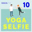Yogaselfie #10 - Finalen på Møns klint - E-bog