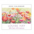 I Can Do It - 2022 kalender - Louise L Hay