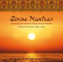 Divine Mantras - 2 CD - Fønix Musik