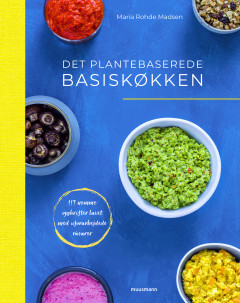 Det plantebaserede basiskøkken - E-bog
