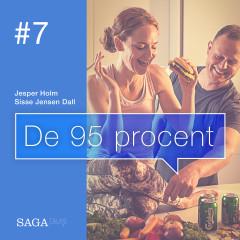 De 95 procent #7 - Sixpack: Must eller bust? - E-bog