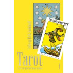 Tarot bog + Rider Waite Tarot - Pocket - Tarotkort