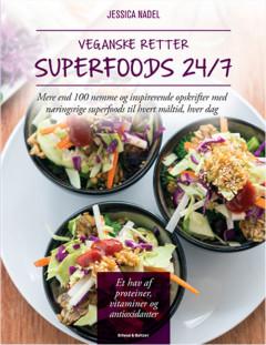 Veganske retter - Superfoods 24/7