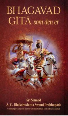 Bhagavad Gita - som den er