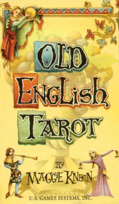 Old English Tarotkort