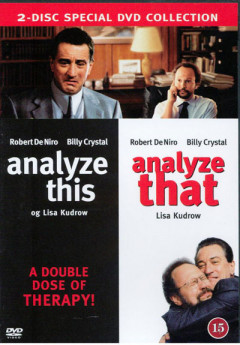 Analyze This &  That - Robert De Niro - Billy Crystal