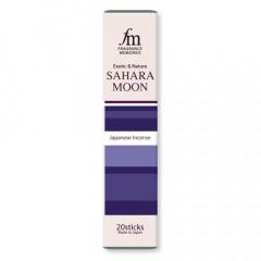 Fragrance Memories - Sahara Moon - Japansk røgelse