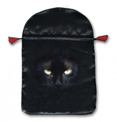 Tarotkort / Englekort pose - Black Cat