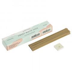 Scentsual Sweet White Sage - Hvid salvie - Japansk røgelse