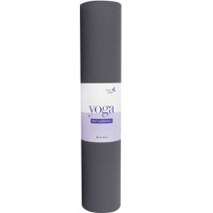 Yogamåtte - Samadhi - Mørkegrå