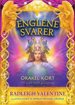 Englene Svarer - på dansk - Danske englekort