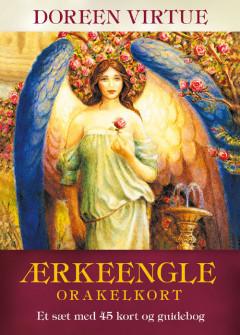Ærkeengle Orakelkort - på dansk - englekort - Doreen Virtue