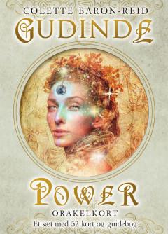 Gudinde Power Orakelkort