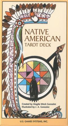 Native American Tarot - Tarotkort