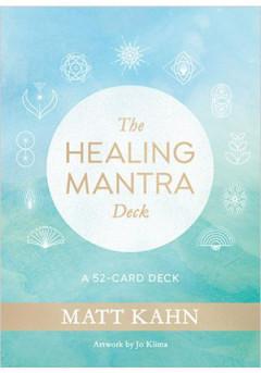 The Healing Mantra orakelkort